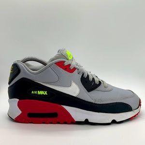 "Youth 2018 Nike Air Max 90 GS ""Grey Pink"""
